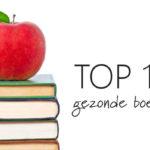 top 10 gezonde boeken van 2016
