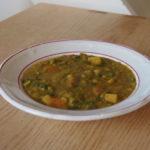recept voor vegetarische erwtensoep