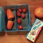 Gezonde lunch met drinkpakjes voor kinderen, Wicky Water!