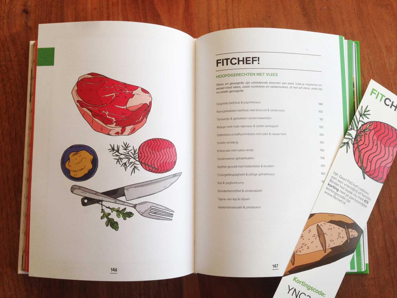 Fitchef, gezond afvallen met deze eiwitrijke recepten
