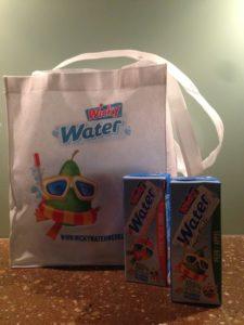 Gezonde drinkpakjes voor kinderen, Wicky Water!