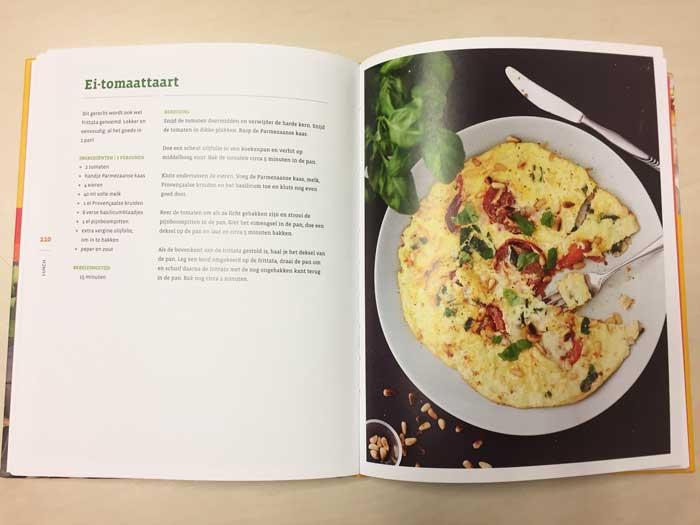 Kookboek William Cortvriendt