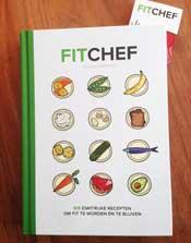 Kookboek met veel eiwitrijke recepten
