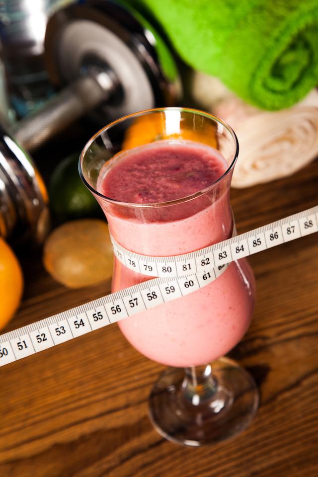 dieet volgen snel afvallen