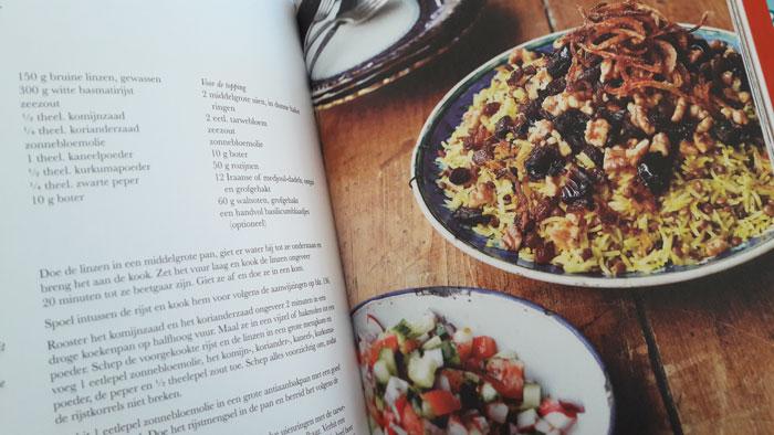 Recepten uit Iran, de Perzische Keuken