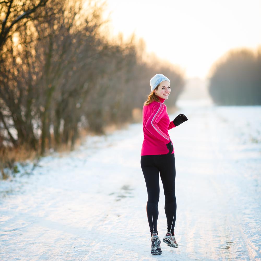 Buitensporten in de winter!