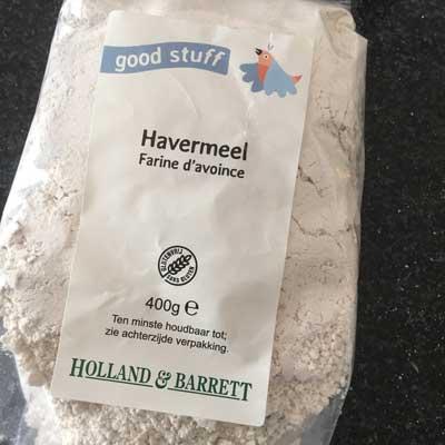 Glutenvrij havermeel kopen