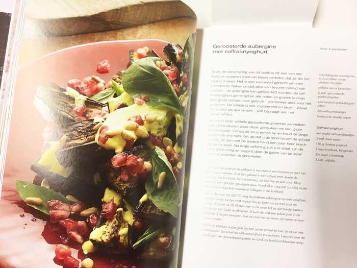 Nieuwe kookboek Ottolenghi