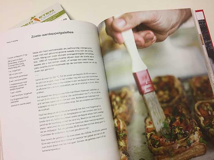 Recept uit het nieuwste kookboek van Ottolenghi