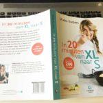 Snelle recepten in kookboek Mieke Kosters