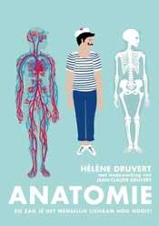 Uitklapboek over Anatomie (voor kinderen).