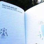 Je eigen Food NoteBook, super leuk receptenopschrijfboek