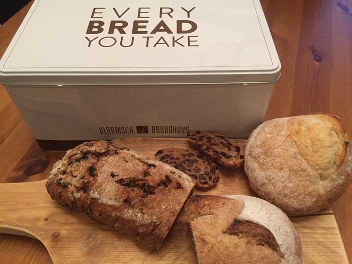 Zuurdesembrood Vlaamsch Broodhuys