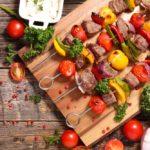 Maak van de bbq een gezond feestje