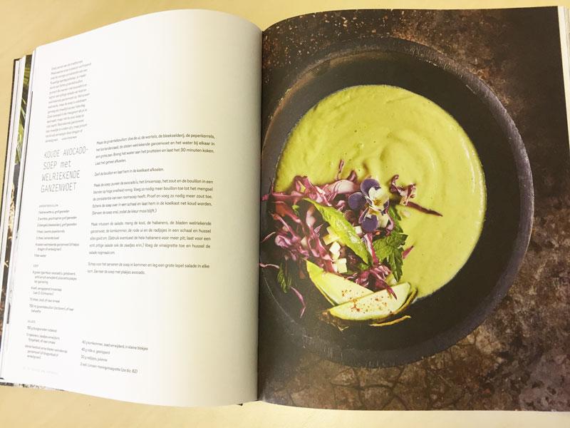 Recepten uit het boek De Keuken van Hartwood
