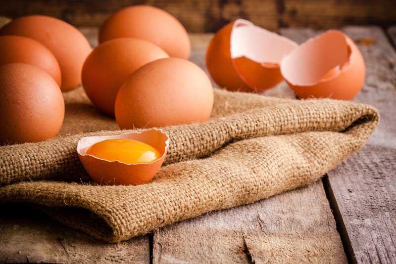 Hoe vaak mag je eieren eten?