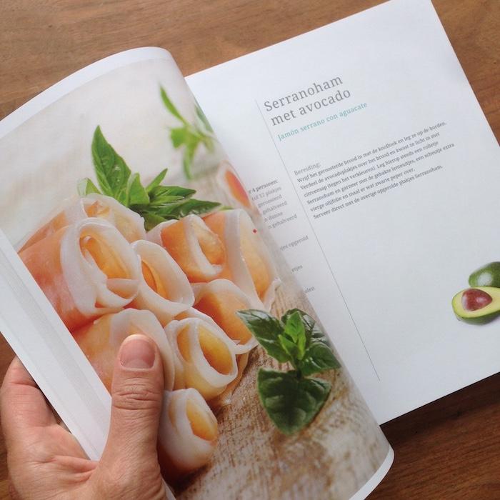 Boekverslag, kookboek vol Mediterraanse recepten