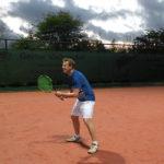 Juiste kleding tijdens tennissen houd je lekker fris!