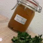 Recept groentebouillon met verse ingrediënten