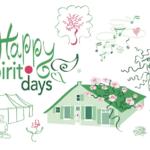 Kom een dag tot je zelf in Blaricum bij Happy Spirit Days 2017