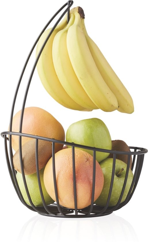 originele fruitschaal bananen houder