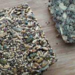 Recept voor een stevig pittenbrood