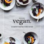 Vegan kookboek met heerlijke recepten en prachtige foto's