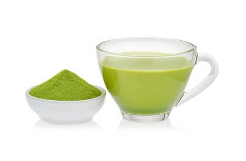 Wanneer drink je matcha thee?