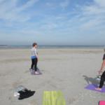 Mijn ervaring met buiten-yoga