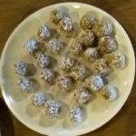 Citroen-kokosbolletjes, recept voor frisse energiebommetjes