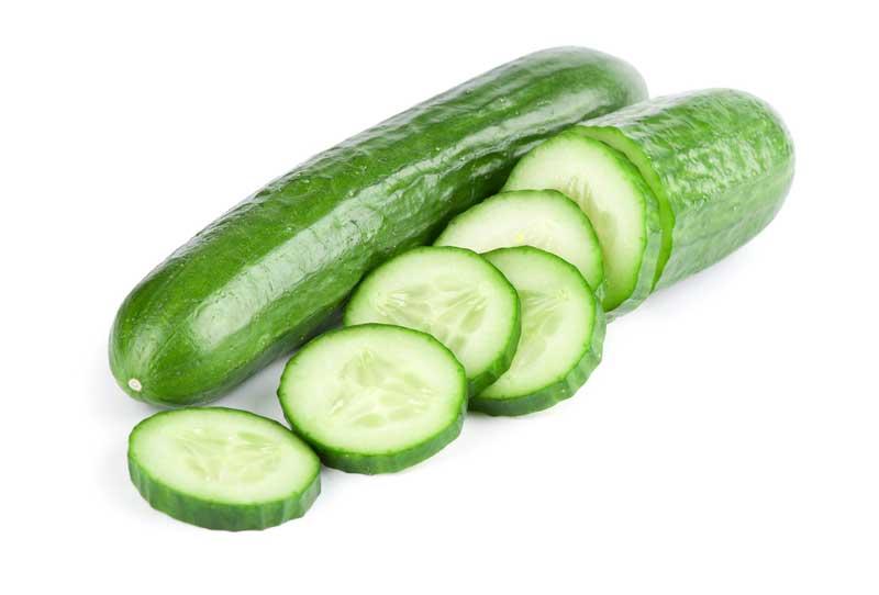 Hoe gezond zijn komkommers?