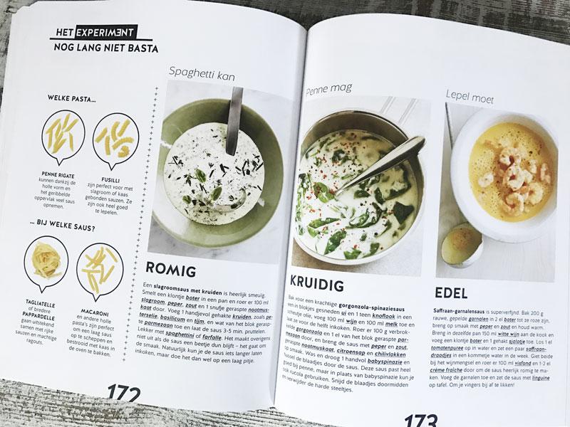 Eenvoudige recepten in dit basis kookboek