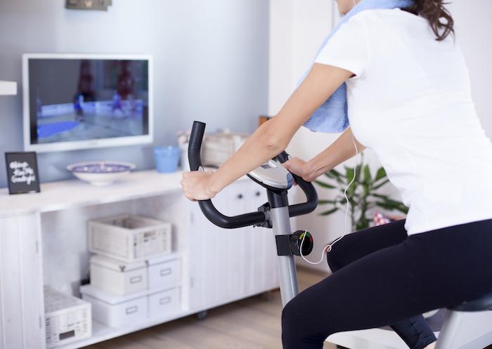 Hoe zorg je ervoor dat je blijft sporten op je fitnessapparaat?