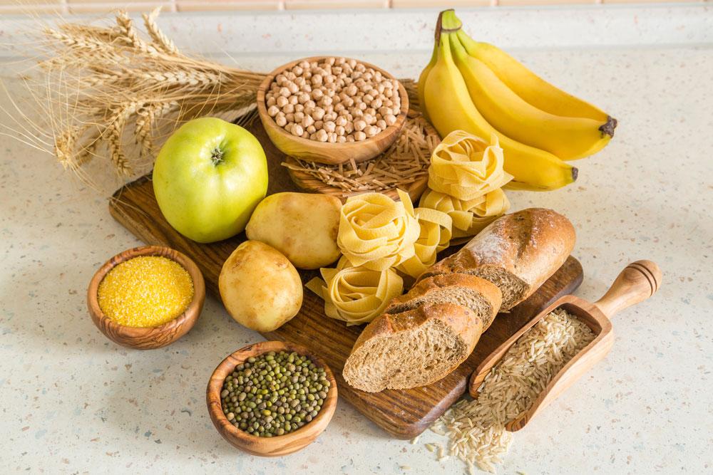 Wat zijn goede koolhydraten? Hier vind je een aantal voorbeelden.