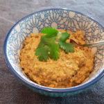 Zelfgemaakte hummus, recept