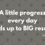 Hoe blijf je gemotiveerd zodat je je doel zult halen?