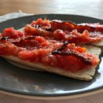 Homemade tomatenspread