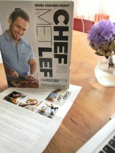 Kookboek Chef met Lef!