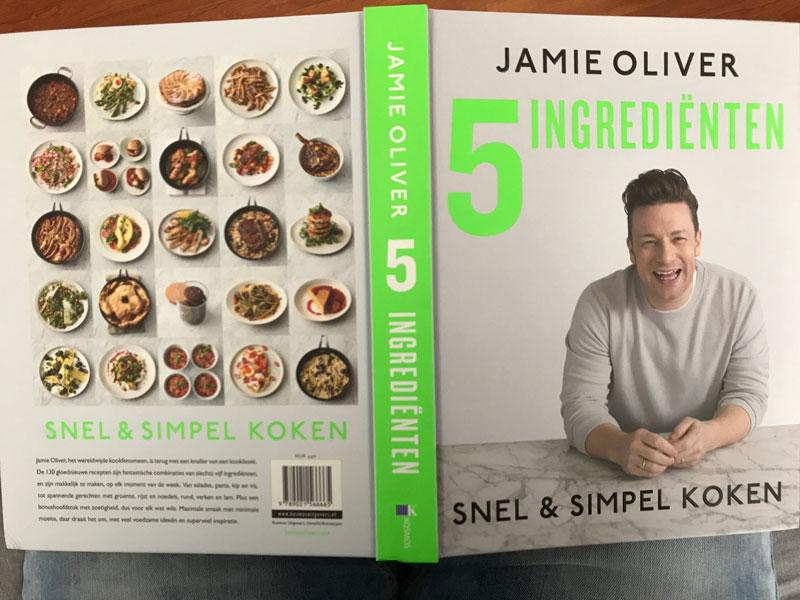Snel en simpel kookboek van Jamie Oliver