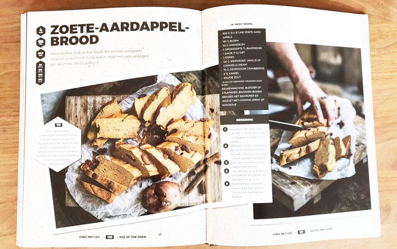 Stoere recepten kookboek