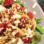 Carpaccio-pastasalade
