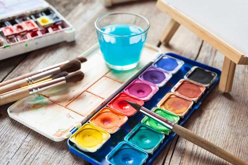 Creatief bezig zijn is goed voor je!