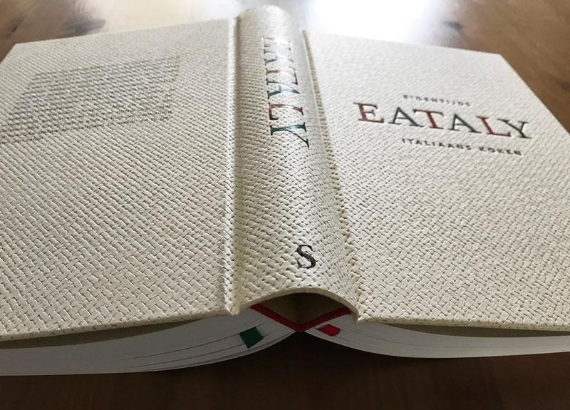 Italiaanse recepten in deze Italiaanse kookbijbel