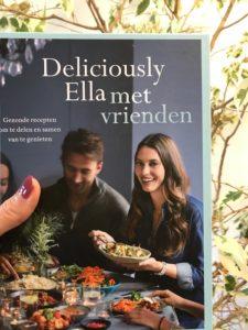 Gezonde vegetarische en veganistische recepten in dit kookboek