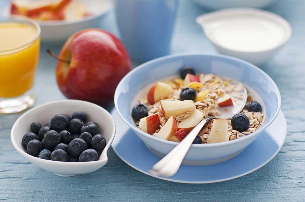 Een goed ontbijt is een gezond ontbijt