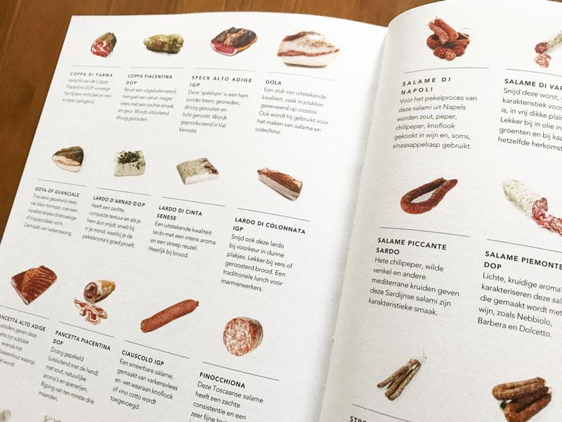 Alles over Italiaanse voeding in deze Italiaanse kookbijbel