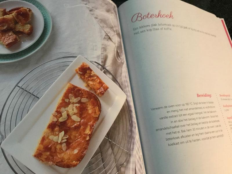 Kookboek met koolhydraatarme en suikervrije recepten