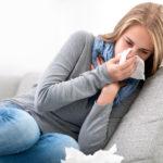 Verkoudheid natuurlijk genezen