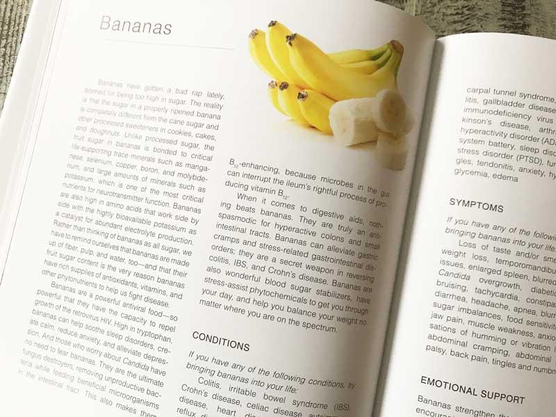Bananen helpen bij darmklachten.
