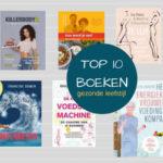Boeken Top 10 Gezonde Leefstijl